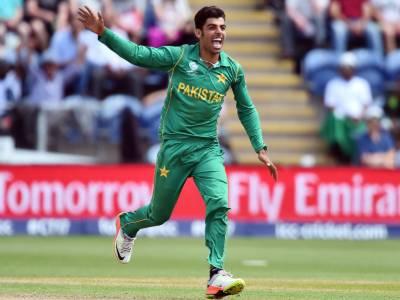 Pakistan's leg spinner Shadab Khan breaks silence over team performance in England ODI series