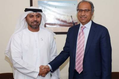 Pakistan, UAE agree to promote economic, trade ties