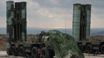 Russia rejects American pressure over S 400 defence missile system