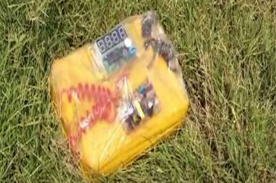 Terrorism bid foiled as bomb recovered in Faisalabad