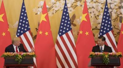 China issues stern warning to US