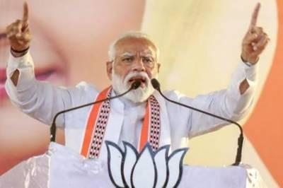 Frustrated Modi claims breaking Pakistan's arrogance