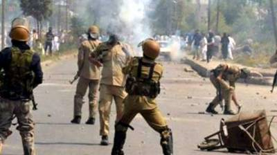 Indian troops martyr five youth in Occupied Kashmir