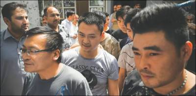 Lahore Court announced verdict in bail plea of 11 arrested Chinese nationals