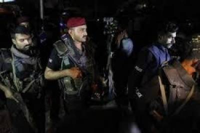 Lahore saved from big disaster, Two Afghan terrorists arrested along with suicide jackets