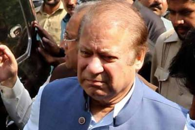 Sharif family members, PML N leaders meet Nawaz Sharif in jail