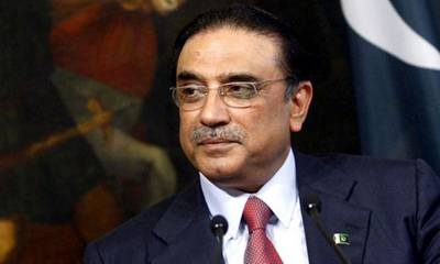 Zardari's bail extended