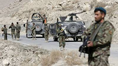 11 security personnel, 17 Taliban killed in clashes in Afghanistan