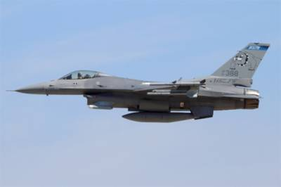 F 16 fighter jet crashed, Pilot ejected safely