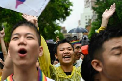 First ever country in Asia to legalise same sex marriage