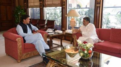 PM, Punjab Information Minister discuss political situation