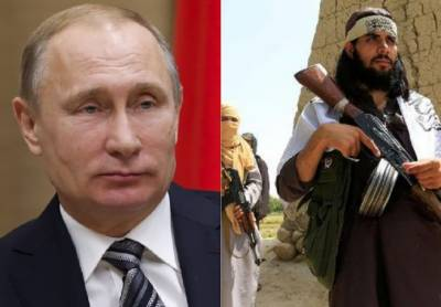 Russian President Putin puts weight behind Afghan Taliban?