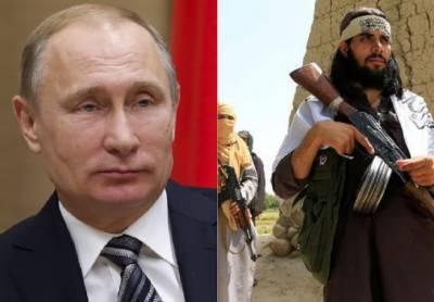 Russian President Putin puts weight behind Afghan Taliban?