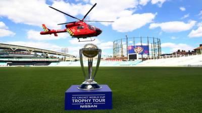 $10 million prize pot for ICC Men's Cricket World Cup 2019