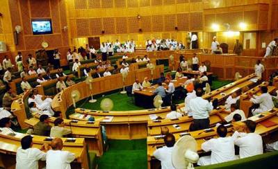 AJK Legislative Assembly passes resolution paying tributes to people of IOK
