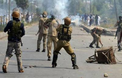 Indian troops martyred two more Kashmiri youth in fake encounters