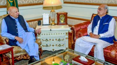 Interior Minister, Punjab Governor discuss law and order situation