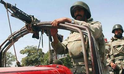 Kalat: Security forces killed three commanders of banned outfit during search operation