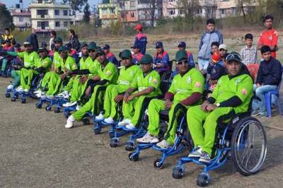 Pakistan beats India in the final of T20 Wheelchair Asia Cup