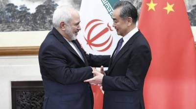 Chinese FM opposes unilateral US sanctions against Iran