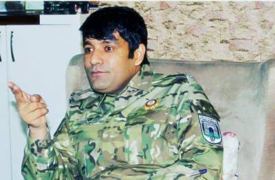 Kabul Spy Chief dismissed from his post