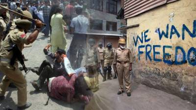 Martyrdom Week commences in Occupied Kashmir today