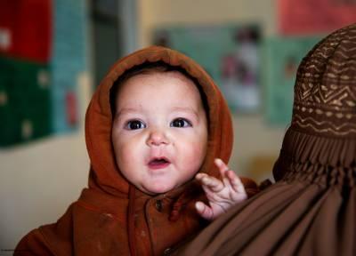Over 44% Pakistani children have stunted growth