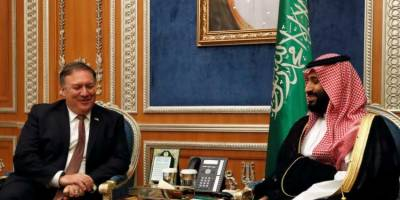 Saudi Crown Prince MBS held important phone call with US Mike Pompeo