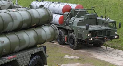Turkey says to produce S-500s with Russia after S-400 missile deal