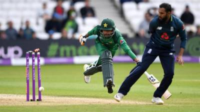 England beat Pakistan by 54 runs