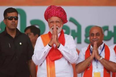 India's BJP plans to return to power