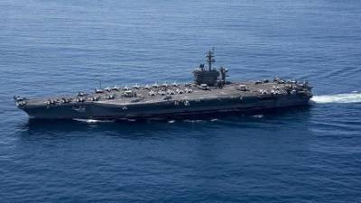 UN Navy drills led to renewed tensions with China