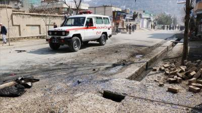 Airstrikes kill 5 civilians in Afghanistan's Helmand