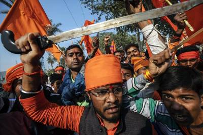 Attacks against Muslim minority under BJP alarms human rights groups in India
