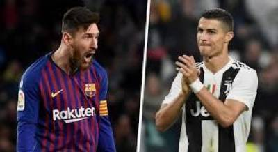 Barcelona Star Messi beats Cristiano Ronaldo World Record