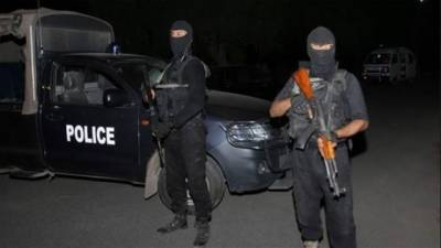 CTD arrests two terrorists, seize three suicide jackets