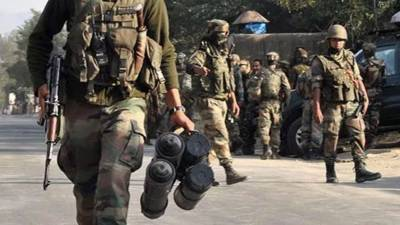Indian army providing training, weapons to anti-Muslim elements in Jammu region