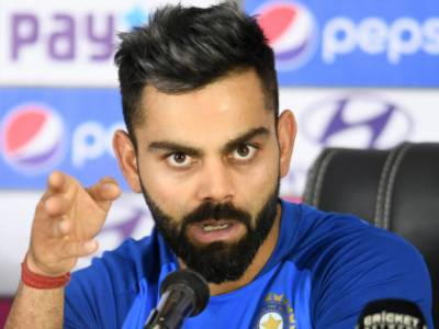 Indian skipper Virat Kohli breaks silence over World Cup run