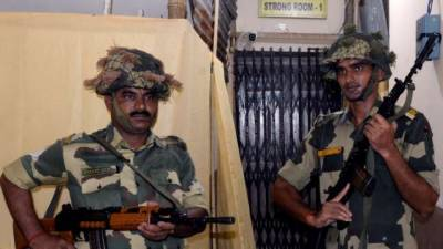 Over 23 lakh Indian soldiers deployed for Lok Sabha elections across country