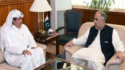 Pakistan and Qatar to further solidify bilateral relations