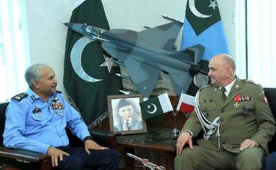 Pakistan Poland decide to enhance defence ties