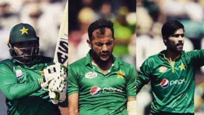Pakistan World Cup Squad Announced