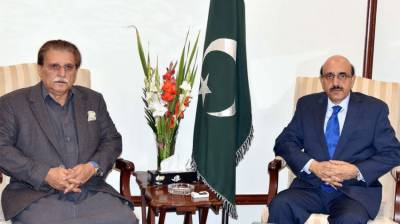 AJK President, PM pay rich tributes to martyrs of Kashmir liberation movement