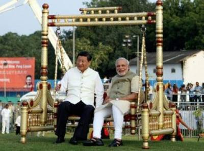China wants Modi to be reelected as Indian PM?