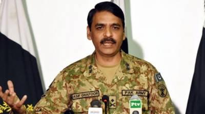 DG ISPR responds over brutal murder of innocent Farishta