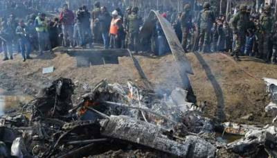 Indian Military shot down own combat helicopter, top Generals sacked