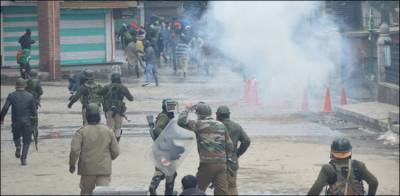 Indian troops martyr two more Kashmiri youth in worst act of state terrorism