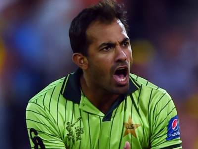 Pacer Wahab Riaz breaks silence after being selected for World Cup squad