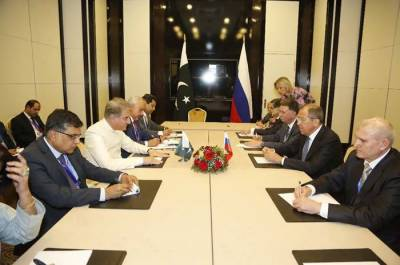 Pakistan and Russia to further enhance defence ties