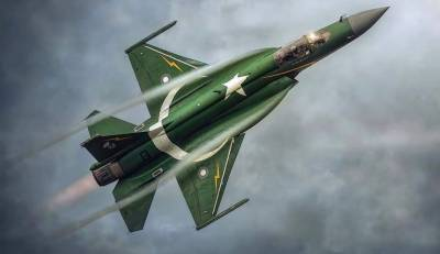 Pakistan gets overhauled JF 17 fighter Jet from China